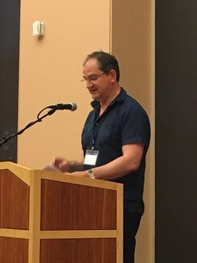 Tim Strangleman, Past-President
