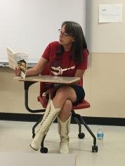 Oklahoma Poet Laureate Jeanetta Calhoun Mish