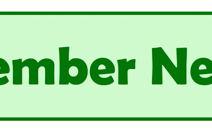 Call for MemberNews!